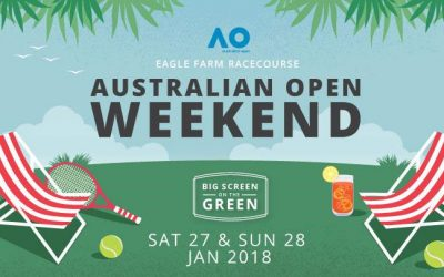 Australian Open Weekend – Big Screen on the Green