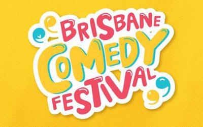 Brisbane Comedy Festival 2018