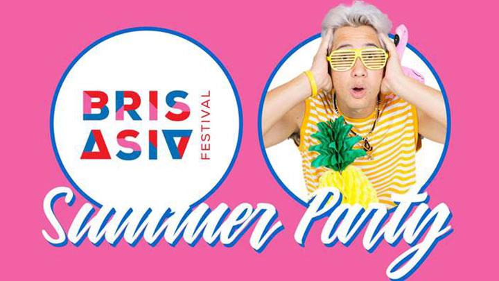 BrisAsia Festival 2018: Summer Party